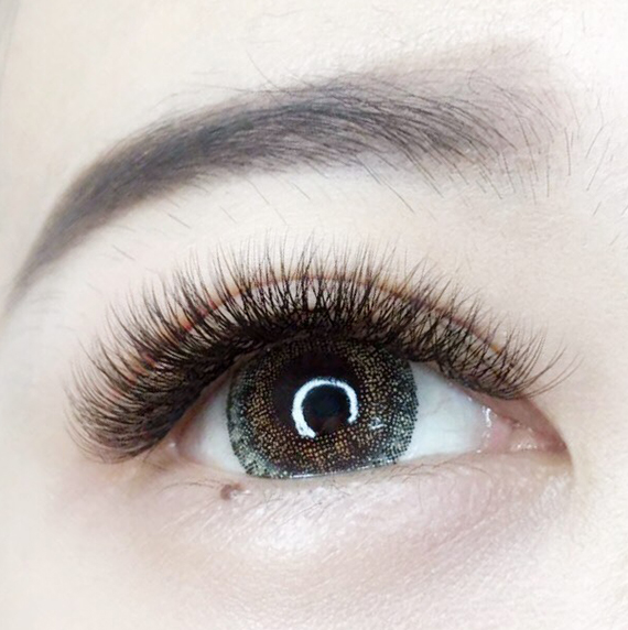 5832481a0e3 We believe all the beauty are based on Natural. ABlack Kerry is the standard  lashes for basic Eyelash Extension use, not only for one